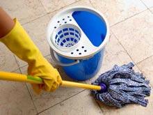 Уборка квартиры улучшает женщинам настроение