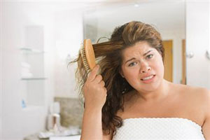 Лечение волос народными средствами: необычные способы