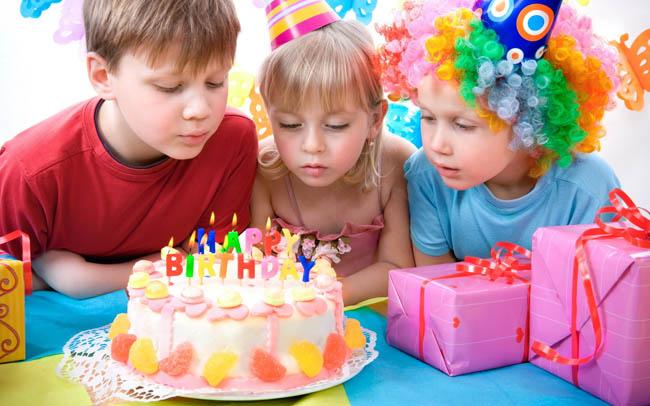Организация праздника для детей