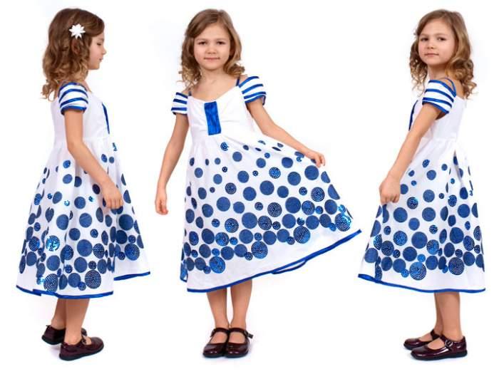 Выбор летней одежды для малыша