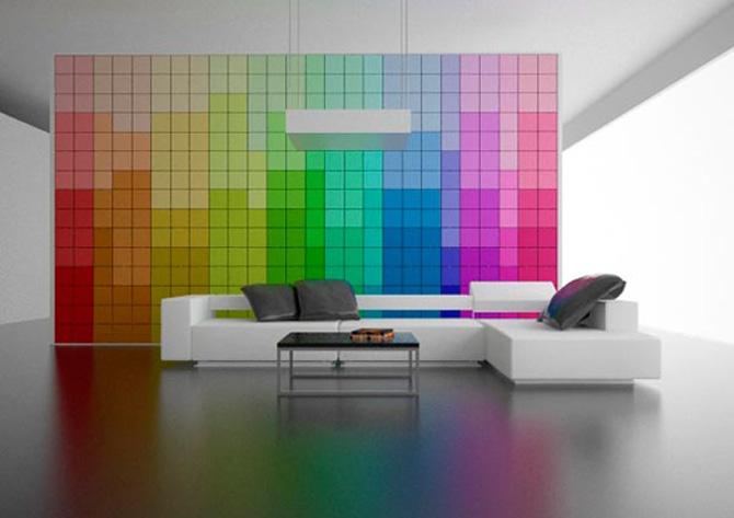 Как влияет цвет интерьера на психику человека?