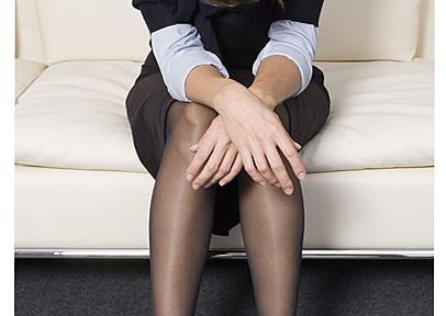Недержание может развиться даже у молодой женщины