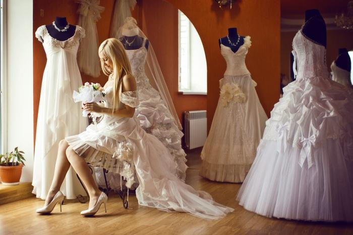 Начинаем готовиться к свадьбе