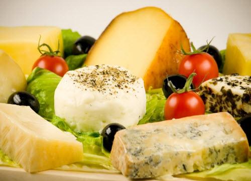 Худеем быстро с овощной и сырной диетами