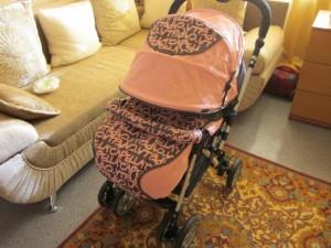 Детские коляски для прогулок