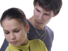 Семейные конфликты можно мирно разрешить с помощью гормона