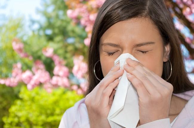 Аллергия не зависит от возраста