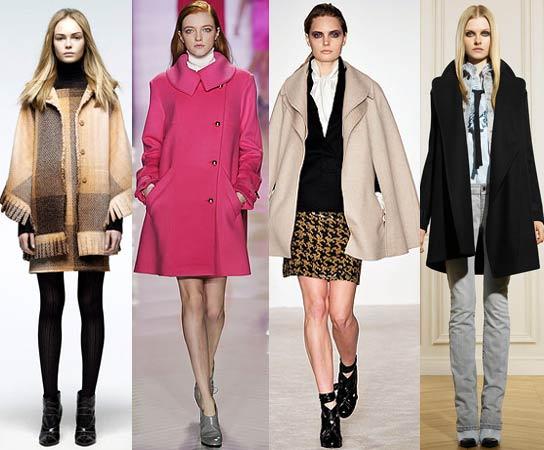 Модные дамские пальто: декоративные элементы
