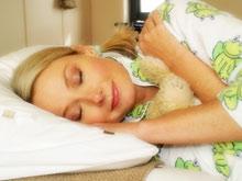 Хороший сон гарантирует снижение веса сидящим на диете