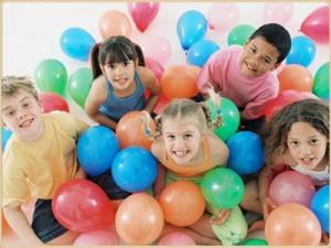 Феерическое шоу для ребенка в день рождения