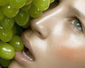 Виноград для женской красоты и здоровья