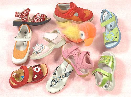 Детская обувь: как ее выбрать?