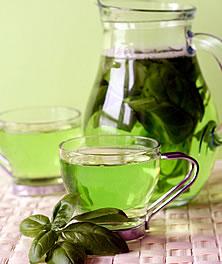Зеленый чай, как источник здоровья и долголетия