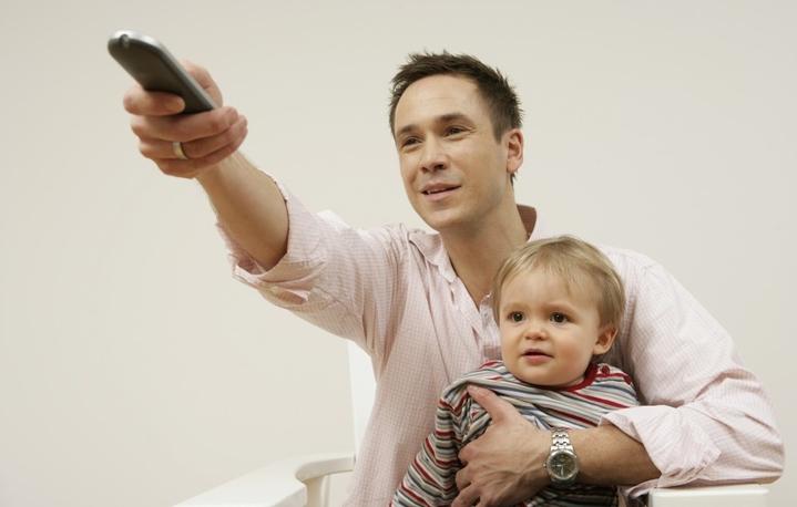 Телевизор тормозит развитие ребенка