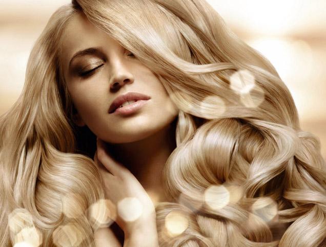 Как сделать волосы более объемными и блестящими?