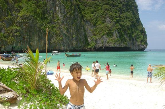 Тайланд – семейный отпуск с пользой для здоровья