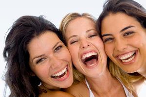 Смех является лучшим лекарством от боли