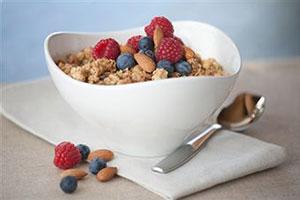 Здоровый завтрак для тех, кто хочет похудеть