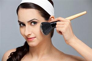 Макияж для маскировки шрамов от угревой сыпи