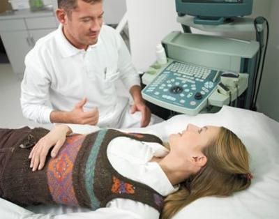 УЗИ в первом триместре беременности