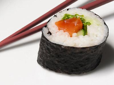 Суши и роллы для похудения