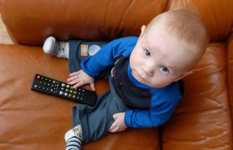 Влияние телевизора на ребенка