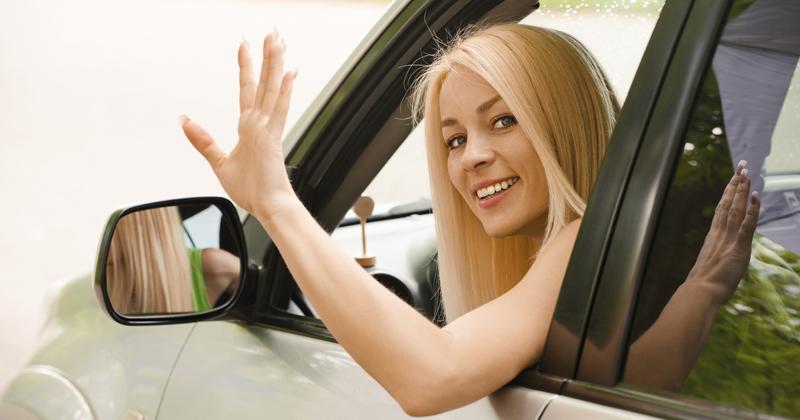 Женщина за рулем – хорошо это или плохо?