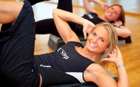 Фитнес – красота и здоровье для женского организма