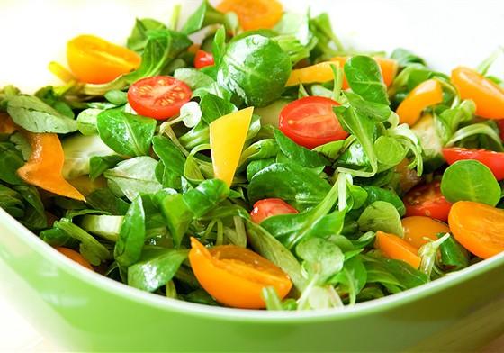 Омолаживающая салатная диета