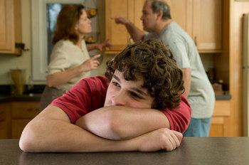 Развод родителей влияет на их детей даже в старости