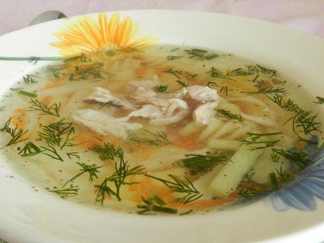 Супы для похудения приготовленные в мультиварке