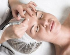 Лазер устранит расширенные поры и выровняет кожу