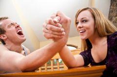 Женский иммунитет сильнее мужского