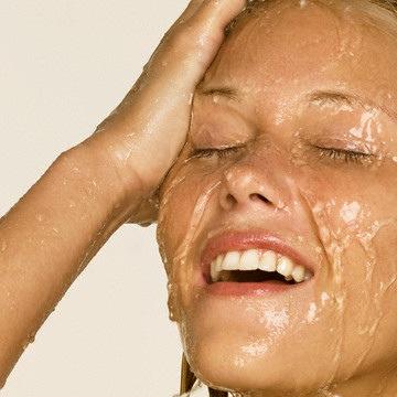 Умывание – залог красоты
