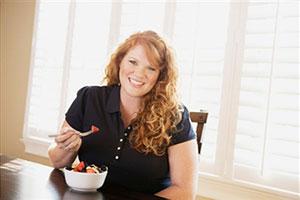 Худеем без диет на жирной пище