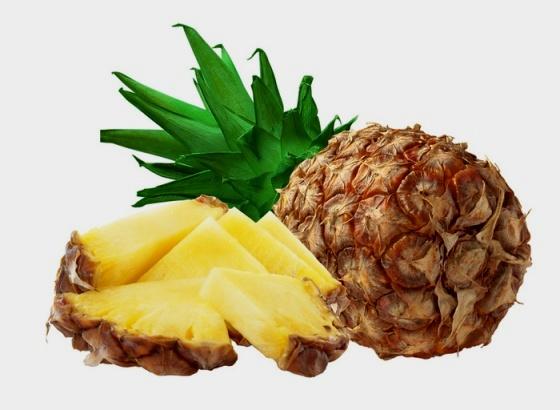 5 целительных преимуществ ананаса