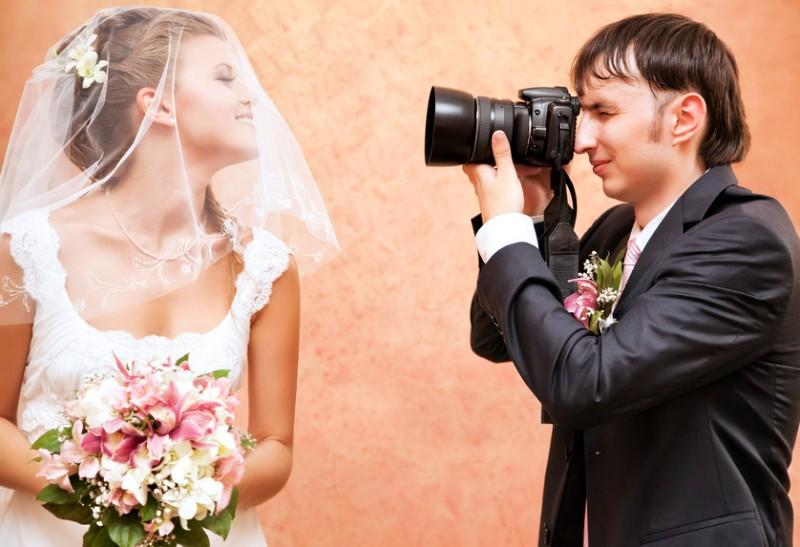 Как выбрать лучшего свадебного фотографа?