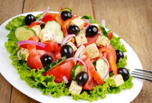 Средиземноморская диета не улучшает память