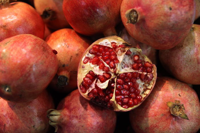 Гранат снижает чувство голода и спасает от лишнего веса