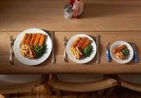 Размер порции имеет значение