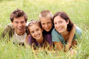 Полная семья – это гарантия богатства и благополучия