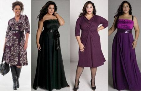 Полезные советы при выборе одежды больших размеров