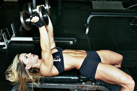 Упражнения для повышения упругости груди