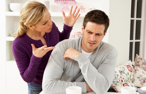 Главные причины разлада в семье
