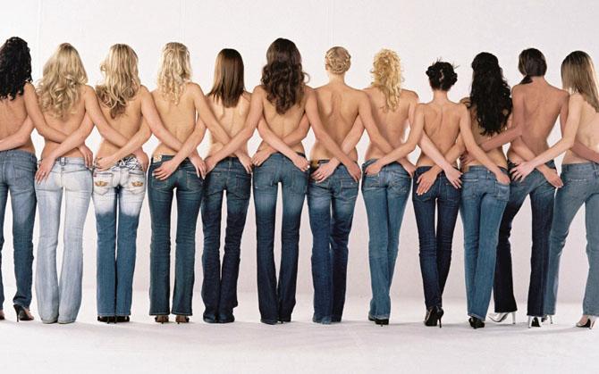 Новые джинсы – как выбрать?