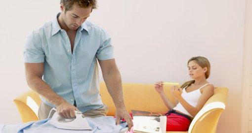 Распределение обязанностей в семье