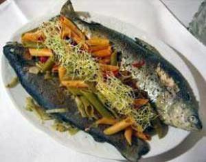 Употребление жирной рыбы снижает риск рака печени