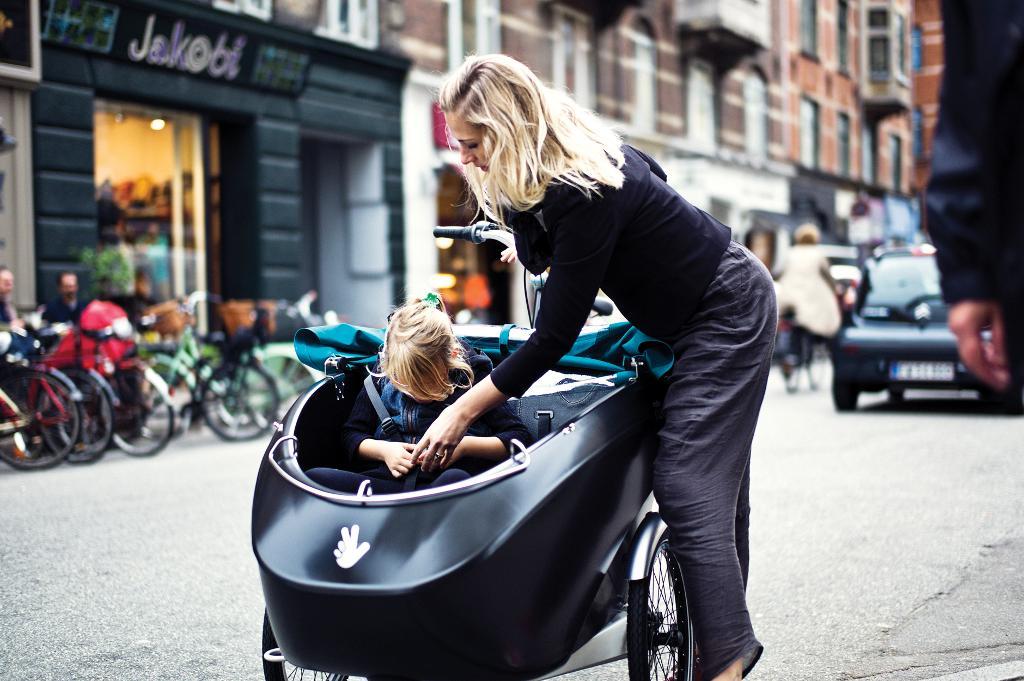 Детская коляска. Как выбрать?