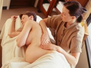 Польза массажа при беременности