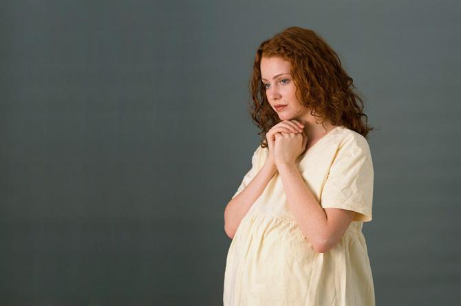 Причина лишнего веса — ранняя беременность